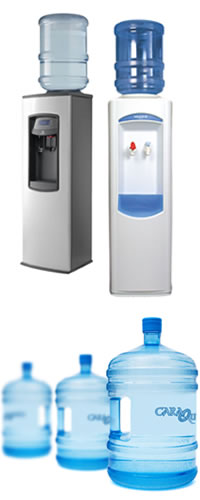 Domestic water coolers